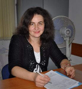 MATEI Mihaela Rodica - Inspector